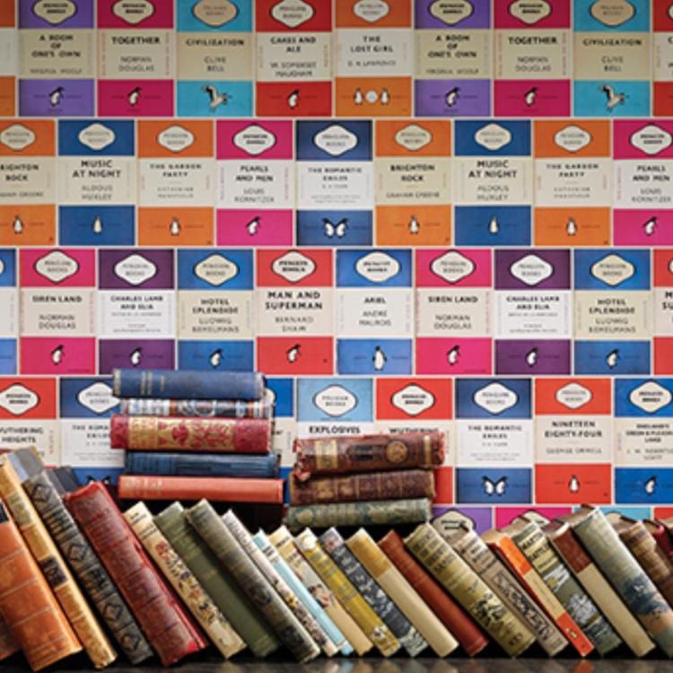 OSBORNE & LITTLE - PENGUIN LIBRARY