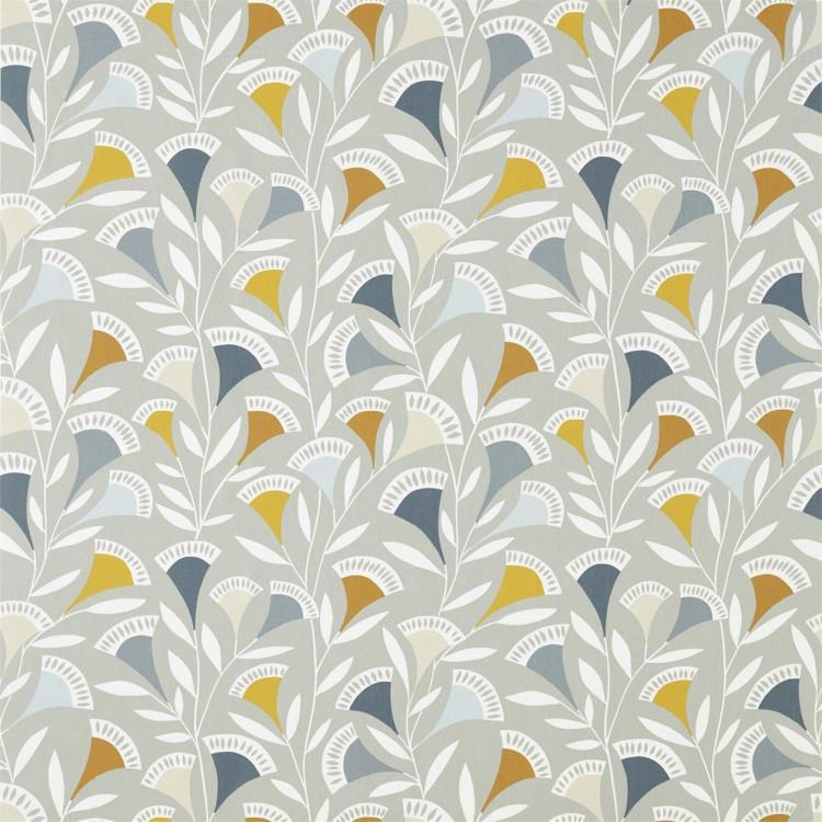 TESSUTO SCION - NOUKKU - 120591 Dandelion/Butterscotch/Charcoal