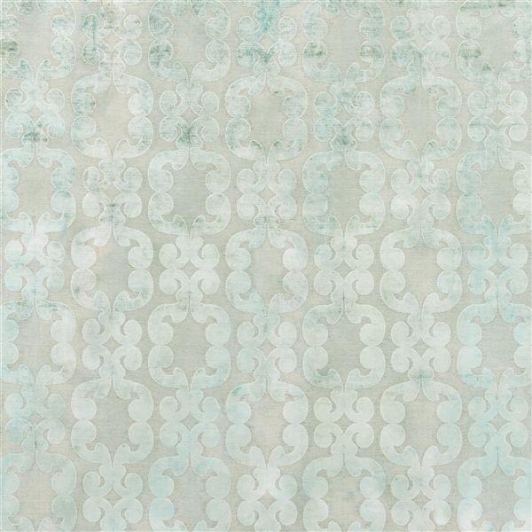 TESSUTO DESIGNERS GUILD - IRIDATO - FDG2663-02 PALE AQUA