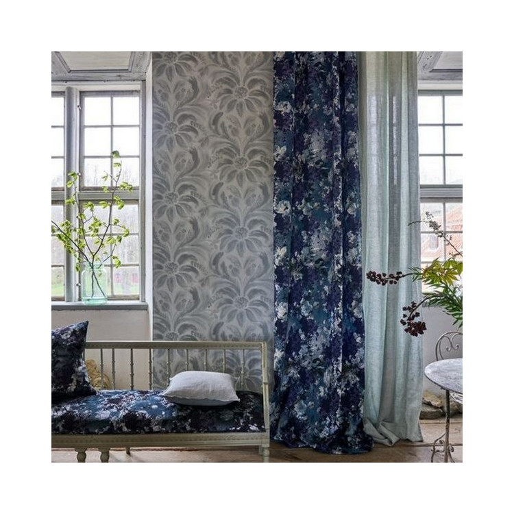 ANGELIQUE DAMASK PDG1036/02 STEEL