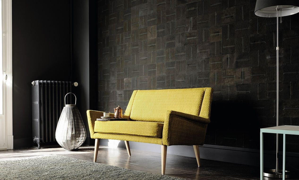 rivestimento murale elitis shirakawa. Black Bedroom Furniture Sets. Home Design Ideas