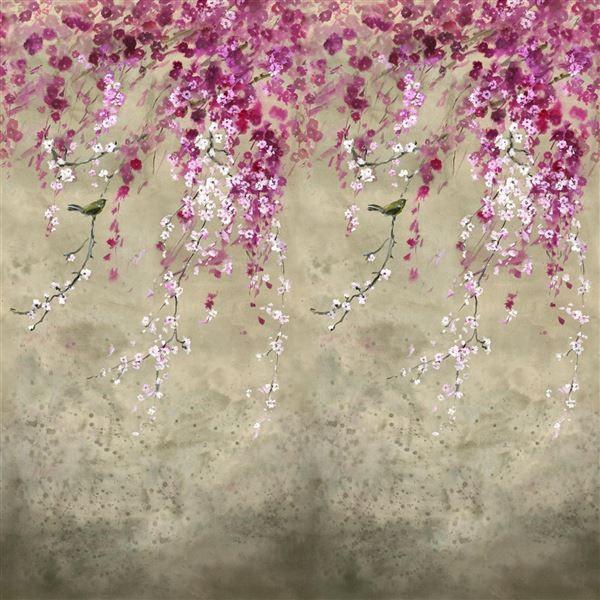 CARTA PARATI DESIGNERS GUILD - SHINSHA -SCENA 1